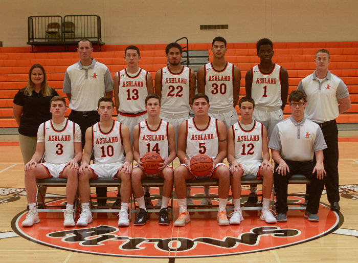 Ashland High School 2017-18